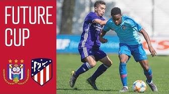 Highlights Anderlecht - Atlético Madrid | FUTURE CUP 2019