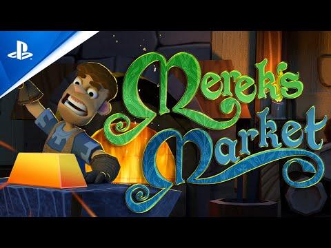 Merek's Market - Official Trailer | PS5, PS4