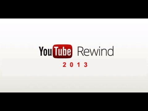 YouTube Rewind 2013 Compilation