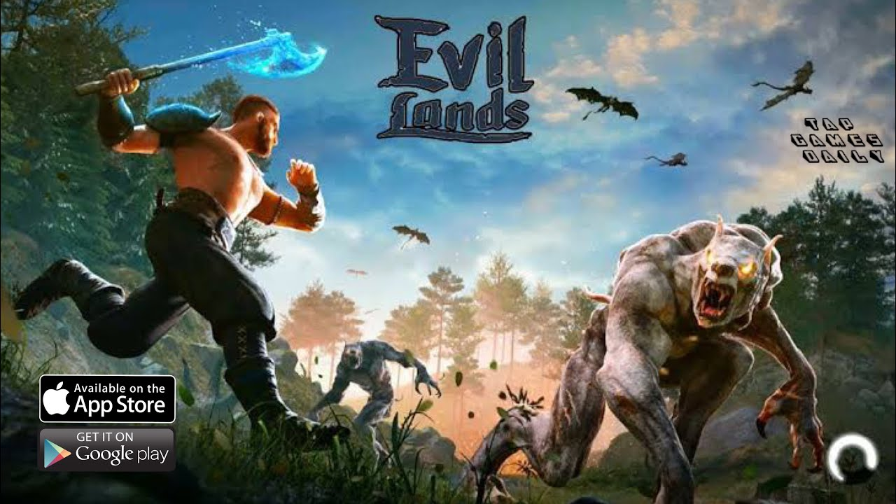 🥇 Evil Lands: MMO RPG - NEW FREE GAME - iOS | ANDROID | Cheats MOD