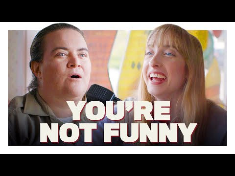 Your Comedy Ideas Are Terrible | Kingpin Katie