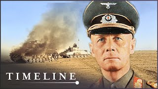 Rommel's Dilemma With Taking Africa For Hitler | Secrets Of War | Timeline