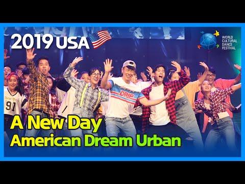 2019年�n��世界大��美��舞蹈 A New Day