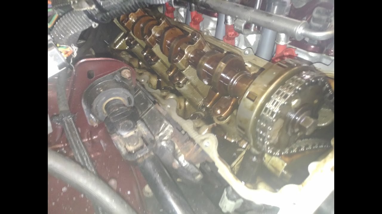 How to install performance camshafts in a V8 4 7 Jeep/Dodge with solid  lifters  Part 2 by Aussie Jeep Muscle