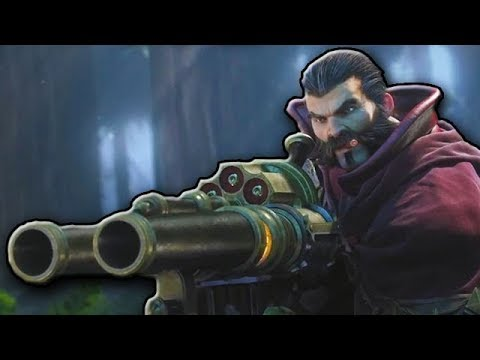 GRAVES IS BACK - How to Play Graves Jungle - League of Legends thumbnail
