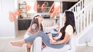 Day In The Life As A Young Mom Of Three