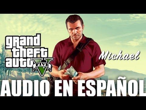 """GTA V trailer en español"" - Michael (1/3) - AUDIO ESPAÑOL - TRAILER #3"
