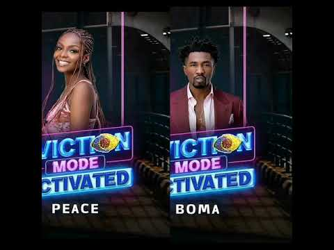 BBNaija four evictions on Sunday: Tega, Michael, Peace, Boma, here is what they just revealed to