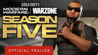Call of Duty: Modern Warfare and Warzone - Season Five Battle Pass Trailer