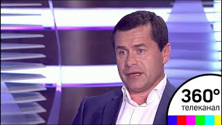 Игорь Чистюхин дал интервью телеканалу 360