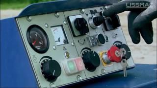 SCIE A SOL ELECTRIQUE PROFONDEUR 420MM vidéo