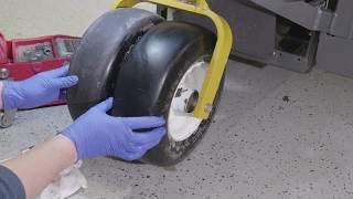 How to Fix a Flat Tire / SLOW LEAK SECRET - Stop Adding Air