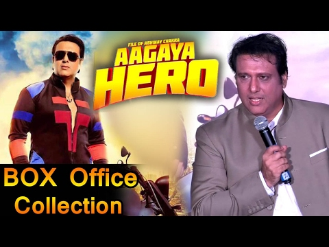 Govinda OPENS On AA GAYA Hero BOX Office Collection