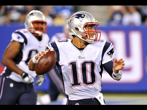 Jimmy Garoppolo Highlights - WELCOME TO 49ERS - YouTube Jimmy Garoppolo Patriots Highlights