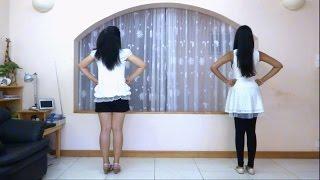 Repeat youtube video 【Momoko & Elly】おちゃめ機能【試跳.Dance Cover.踊ってみた】