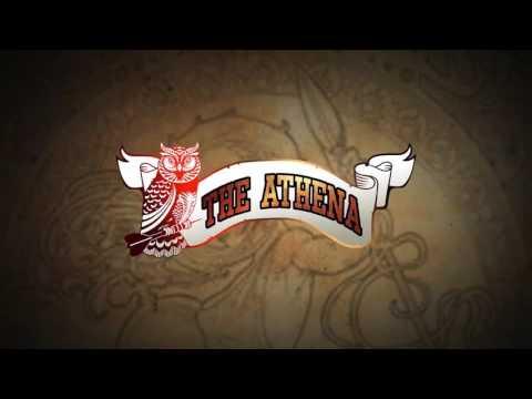 THE Athena EP 8 - 「女神」開班教授飛鏢 - 20170306b