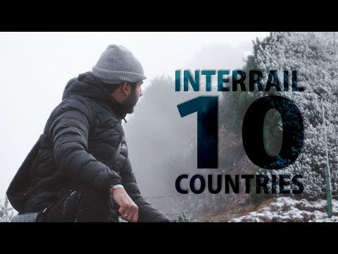 Europe Interrail Film 2018
