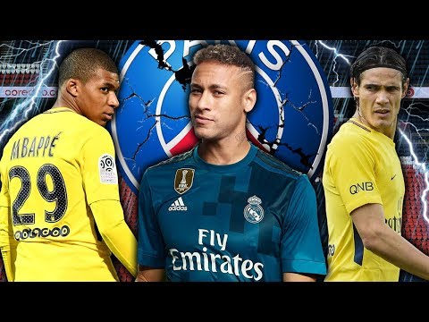 Neymar Reveals He Wants To Leave PSG For Real Madrid?!   Futbol Mundial