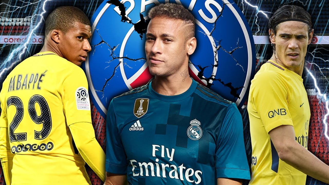 the latest 34271 9e415 Neymar Reveals He Wants To Leave PSG For Real Madrid?! | Futbol Mundial