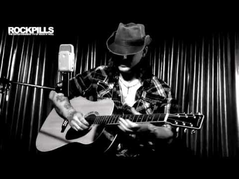 Rory Kelly - Don´t Shake My Family Tree (Acoustic) - HD video - Rockpills - The Black Lodge Sessions