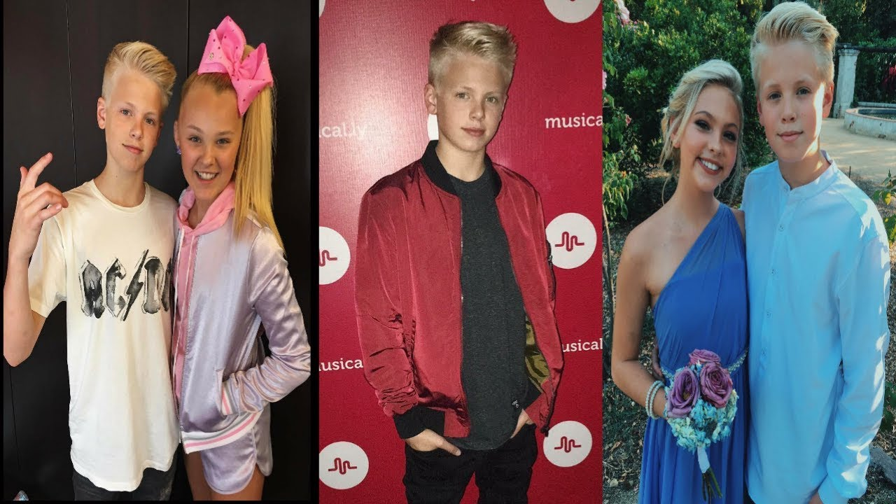 Carson who lueders girlfriend is Is carson