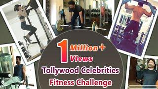 Tollywood Celebrities NTR RamCharan Nag Sam Chaitu & others  Fitness Challenge Humfittohindiafit