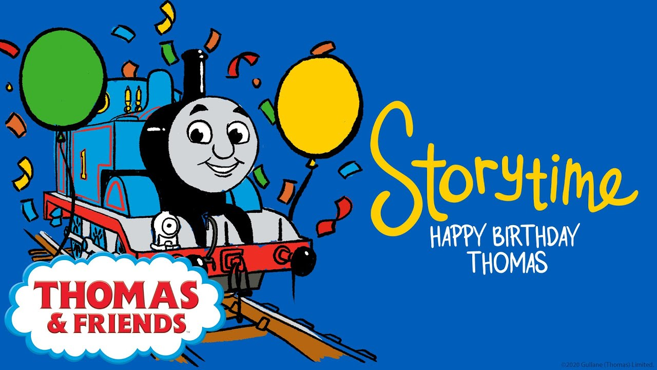 Thomas & Friends™ | Happy Birthday Thomas Storytime | NEW | Thomas & Friends Storytime | Podcast