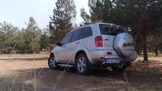 Toyota Rav 4 İnceleme Test Otomobil Günlüklerim
