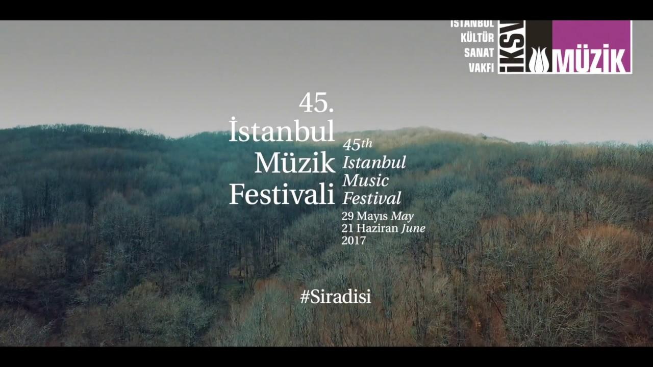 Klasik müziğin en sıradışı hali 45. İstanbul Müzik Festivali'nde!