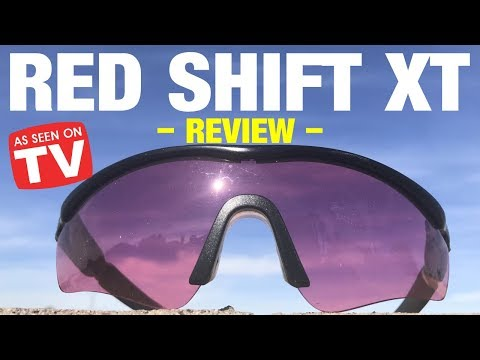"Red Shift XT Review: ""Black Ops"" Sunglasses?"