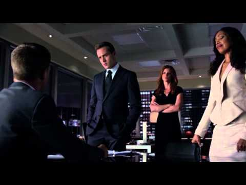 Mike mentions UCT on Suits!!!
