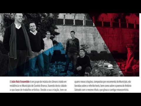 Cláudio Carneyro, Cantiga de Monforte da Beira - Marina Pacheco e João Roiz Ensemble