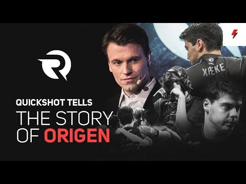 Quickshot tells the story of Origen: from challenger to world semis, relegation and beyond