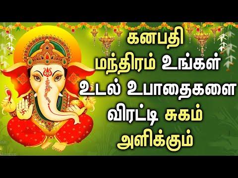 healthy-life-is-guaranteed-by-vinayagar-slokam-|-vinayagar-tamil-padal-|-best-tamil-devotional-song