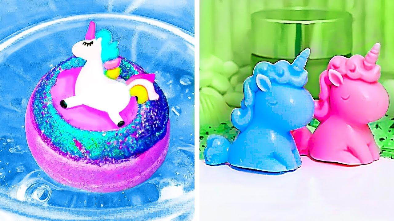 Amazing Soap Creations And Bath Bombs You Can Make at Home || DIY Bathroom Products!