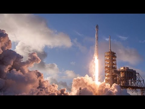 SpaceX Falcon 9 rocket launched with 10 satellites