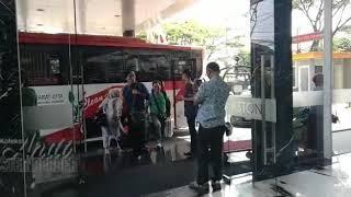Kedatangan SONETA GROUP Di Hotel Aston - Bandung ( 15 - 09 - 2017 )
