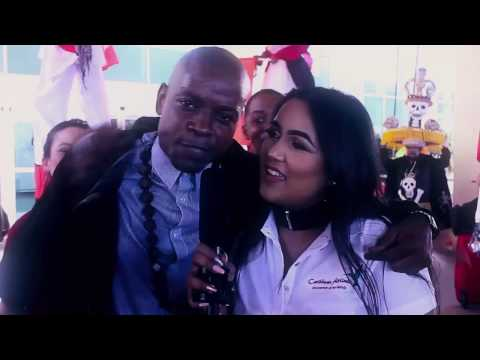 Trinidad Carnival 2017 Airport Welcome