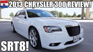 2013 Chrysler 300 SRT8 // Review