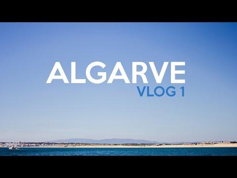 Algarve Vlog 1: The Journey