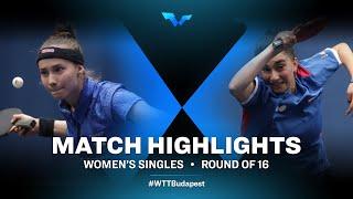 Daria Trigolos vs Elizabet Abraamian | WTT Contender Budapest 2021 (R32)