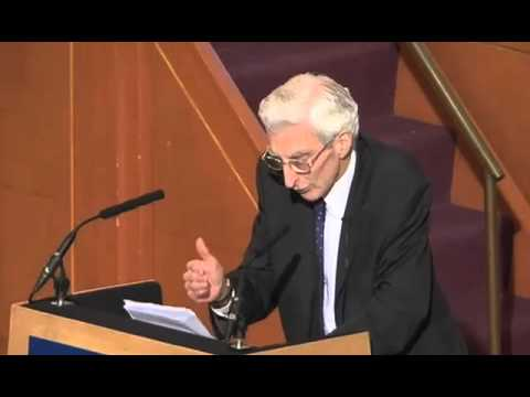The World in 2050 - Martin Rees