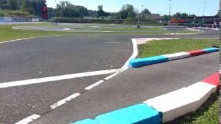 Les championnats d'Europe de voitures radiocommandées à Mulhouse
