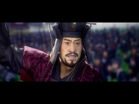 Total War: THREE KINGDOMS - OUT FOR BLOOD CINEMATIC TRAILER |