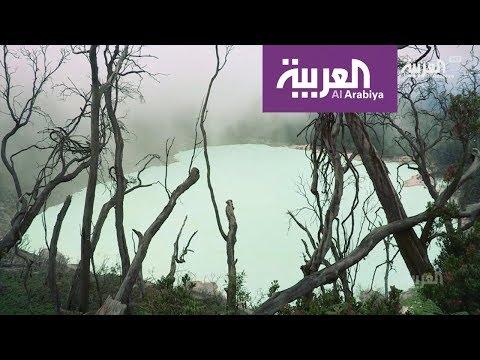 السياحة عبر العربية في جزيرة جافا الاندونيسية مع ليث بزاري  - نشر قبل 1 ساعة