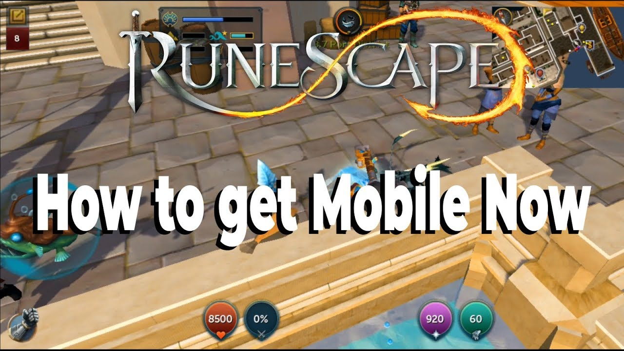 How To Get Runescape 3 Mobile! (Android)