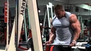 Repeat youtube video Jay Cutler Arms - Biceps