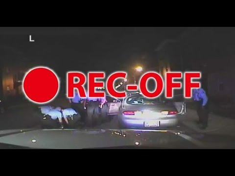 Are Cops Allowed To Shut Off Their Dash Cams?