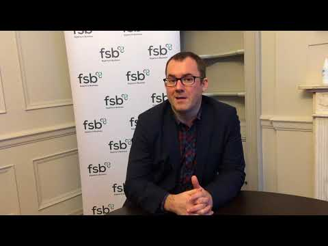 What Brexit means: Craig Beaumont, Federation of Small Businesses