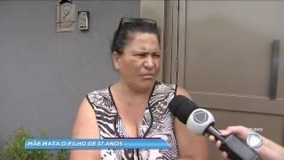 Balanço Geral Caso Itaberlly Lozano  mãe mata e queima corpo do próprio filho em Cravinhos SP (HD)